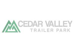 Cedar Valley Trailer Park - Maple Leaf Cavan HL Sponsor