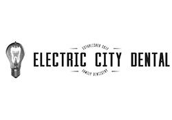 Electric City Dental - Maple Leaf Cavan HL Sponsor