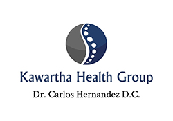 Kawartha Health Group - Dr. Carlos Hernandex D.C. - Maple Leaf Cavan HL Sponsor