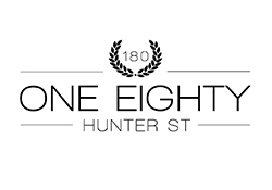 One Eighty Hunter St.