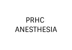 PRHC Anesthesia - Maple Leaf Cavan HL Sponsor