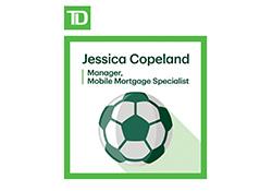 Jessica Copeland – TD Canada Trust