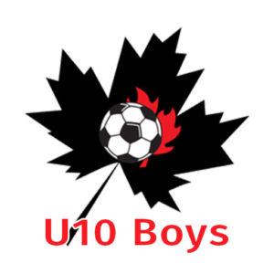 U10 Boys Registration