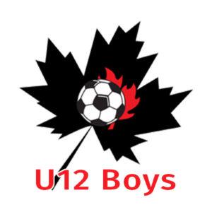 U12 Boys Registration