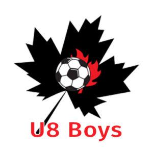 U8 Boys Registration