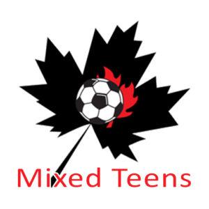 Mixed Teens Registration