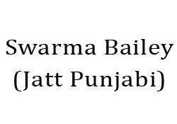 Swarma Bailey (Jatt Punjabi)