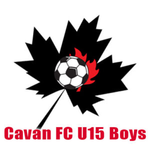 Cavan FC REP U15 Boys Registration