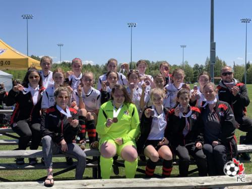 Cavan FC U14 Girls